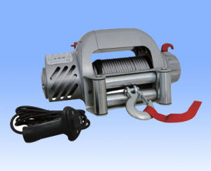 Electric Winch (X 8.5) pictures & photos