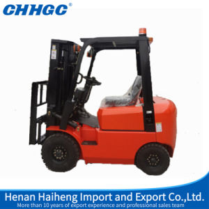 1-3.5 Ton Electric Forklift, New Price Electric Forklift for Sale pictures & photos