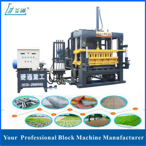Hydraform Cement Concrete Brick Block Making Machine in South Africa