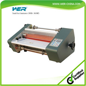 Top Quality Small Hot Laminator (WER- 360RF) pictures & photos