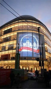 Transparent LED Curtain Screen Display P30 pictures & photos