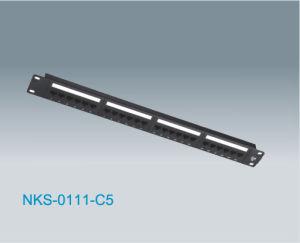 24 Port RJ45 Cat5e UTP Patch Panel (NKS-0111-C5e)