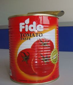 Italian Quality Tomato Paste Canned Tomato Paste in 800g
