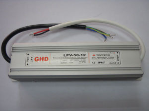Waterproof Power Supply (LPV-50)