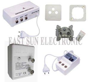 TV Antenna Amplifier & CATV Amplifier (E-20118)