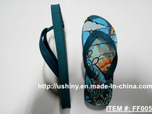 Comfortable Flip Flop Beach Slippers pictures & photos