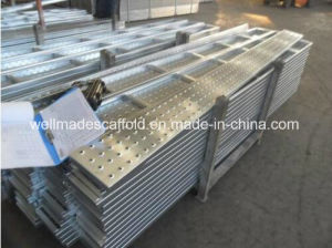 Kuwait Oil&Gas Construction Formwork Scaffolding Planks pictures & photos