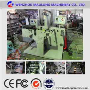 Double Rewind Type Slitting Machine