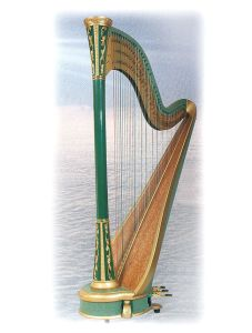 Harp/ Pedal Harp / 47 Strings Pedal Harp (LDP-5) pictures & photos