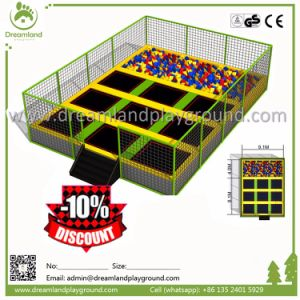 New Arrival Bounce Castle Trampoline Park Foam Blocks pictures & photos
