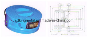Wafer Butterfly Check Valves (Dn71X-10) pictures & photos