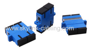 Sc-SC/PC Dx Fiber Optic Adapter- Optical Fiber Adaptor pictures & photos