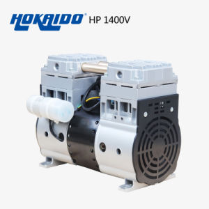 Hokaido Mini Potable Oilless Piston Air Compressor (HP-1400V) pictures & photos