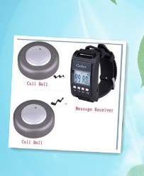 433MHz Call System for Restaurant Equipment