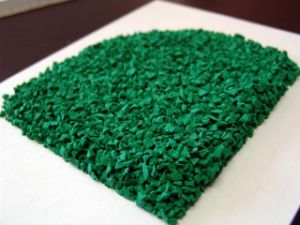 Colored EPDM Granules for Sports Fields