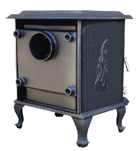 Boiling Stove with Water Tank (FIPA035B) , Cast Iron Stove pictures & photos