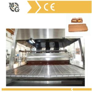 Automatic Chocolate Paste Dipping Machine pictures & photos