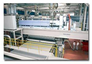 Ss Type PP Spunbond Nonwoven Fabric Making Machine pictures & photos