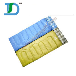 Outdoor Camping Cotton Sleeping Bag Envelope Type pictures & photos