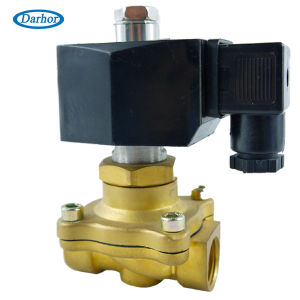 One Year Warranty Normally Open Solenoid Valve 2W12