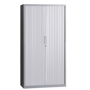 Rolling Shutter Door Cabinet for Home pictures & photos