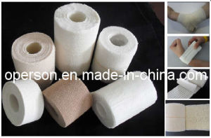 Strong and Reliable Stickiness Elastic Adhesive Bandage with Different Size pictures & photos