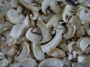Dehydrated Mushroom Flakes