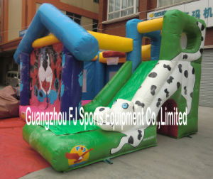 Inflatable Spider Castle, Spider Bounce House