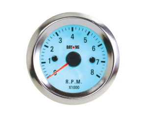 "2""(52mm) EL Display Tachometer pictures & photos"
