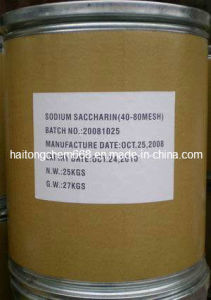 Sodium Saccharin (CASNo: 6155-57-3) pictures & photos