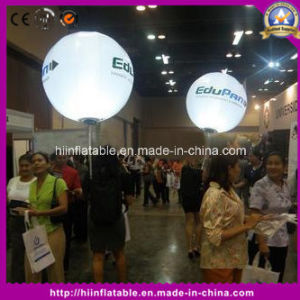 Amazing, Best-Selling Party Decoration Inflatable Backpack Ball with LED Light