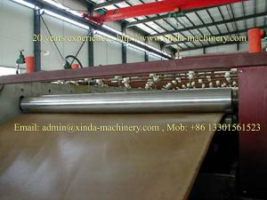 WPC Foam Board Production Line WPC pictures & photos