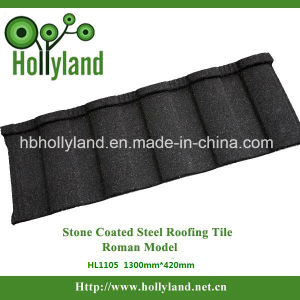 High Quality Metal Roofing Tile Building Material (Roman tile) pictures & photos