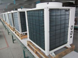Air Source Heat Pump for Low Temperature