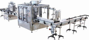 Pulp Juice Drink Filling Machine