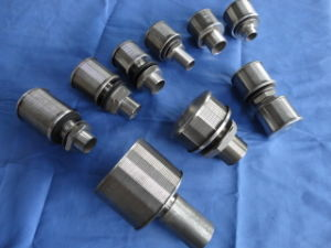 Stainiess Steel Strainer Nozzle pictures & photos