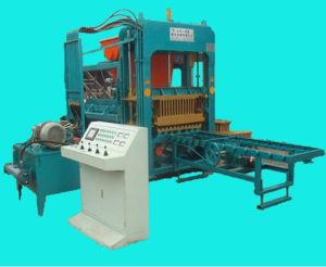 QT4-15B Hydraulic Block Making Machine