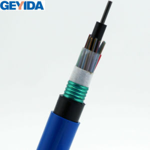 Outdoor Fiber Optic Cable/ Double Jacket GYTS53 pictures & photos