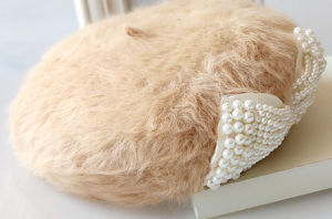 Cute Angora Hat for Ladies