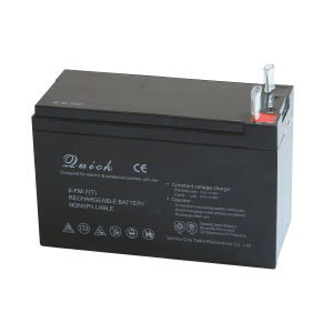 Battery for Generator/Gasoline Generator Battery 12V 7ah pictures & photos