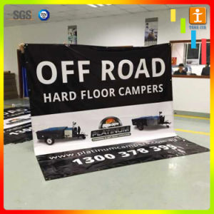 Custom Design Star Advertising Flex Banner Printing pictures & photos