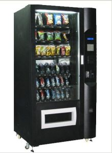 Automatic Food Vending Machine with CE Certification (SHZ-43)