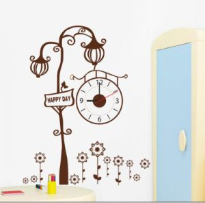 DIY Clock Wall Sticker pictures & photos