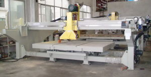 Bridge Saw Machine for Processing Mineral Products(B2B002) pictures & photos