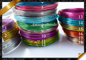 Jewelry Making Wire, Aluminum Wires, Fashion Finding Accessories (RF055)