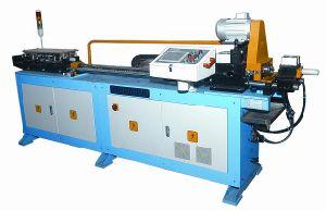 CNC chipless pipe cutting machine