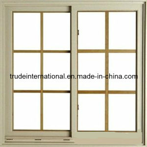 High Quality Grilled Aluminium Window pictures & photos