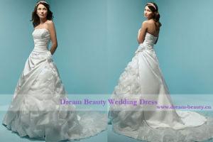 Wedding Dress & Bridal Gown (Hs56-Mic)