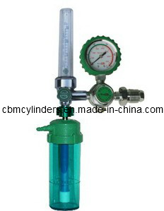 Medical Oxygen Inhaler with Pressure Gauge Protected pictures & photos
