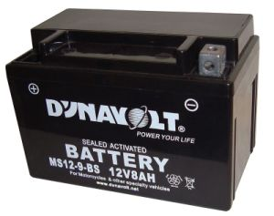 Motorcycle Battery (MS12-9-BS)